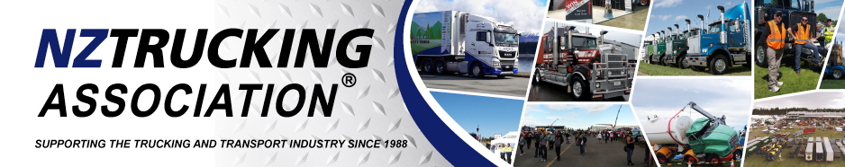 Members of the trusted and recognized NZ Trucking       Association
