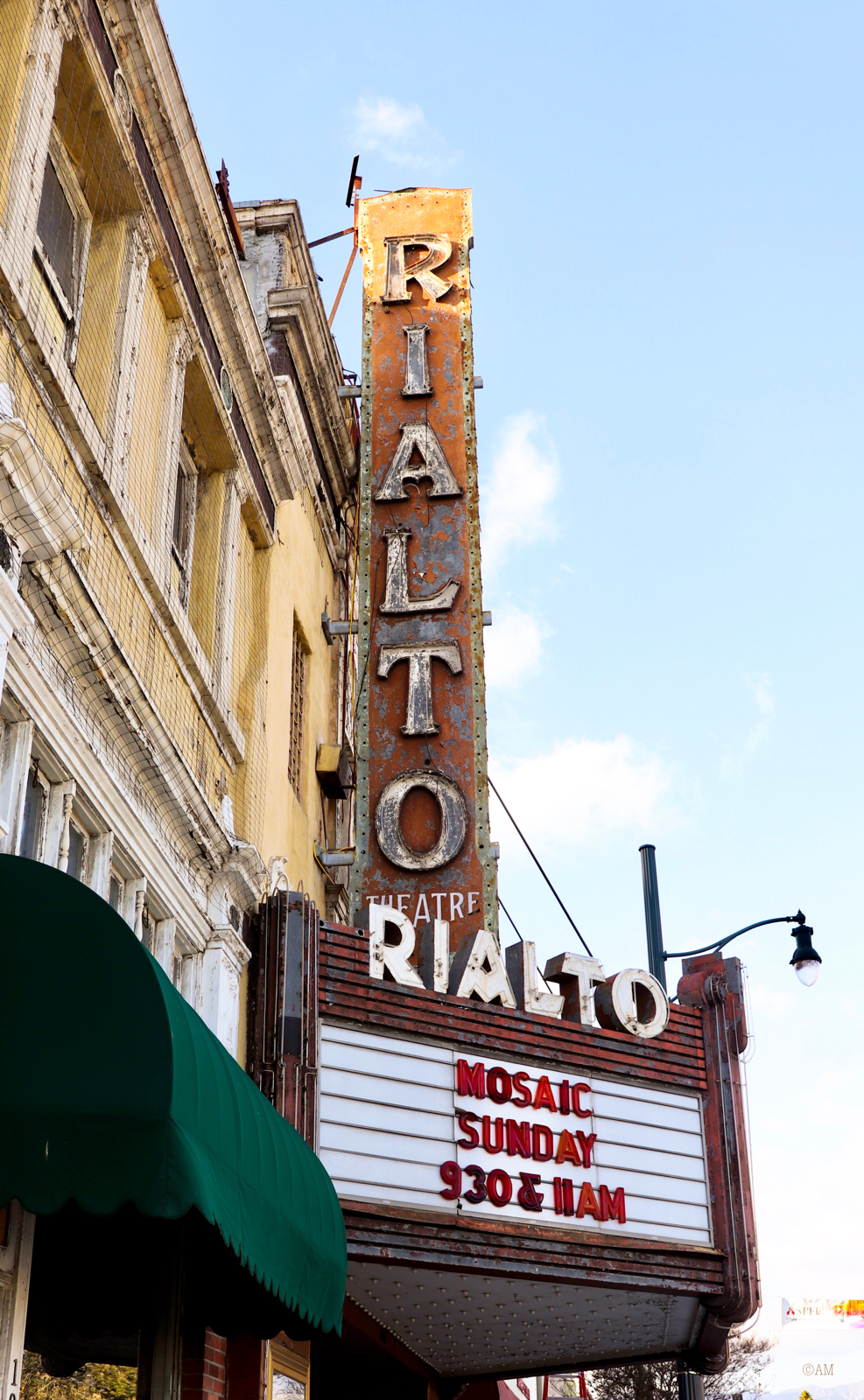 The Rialto Theatre