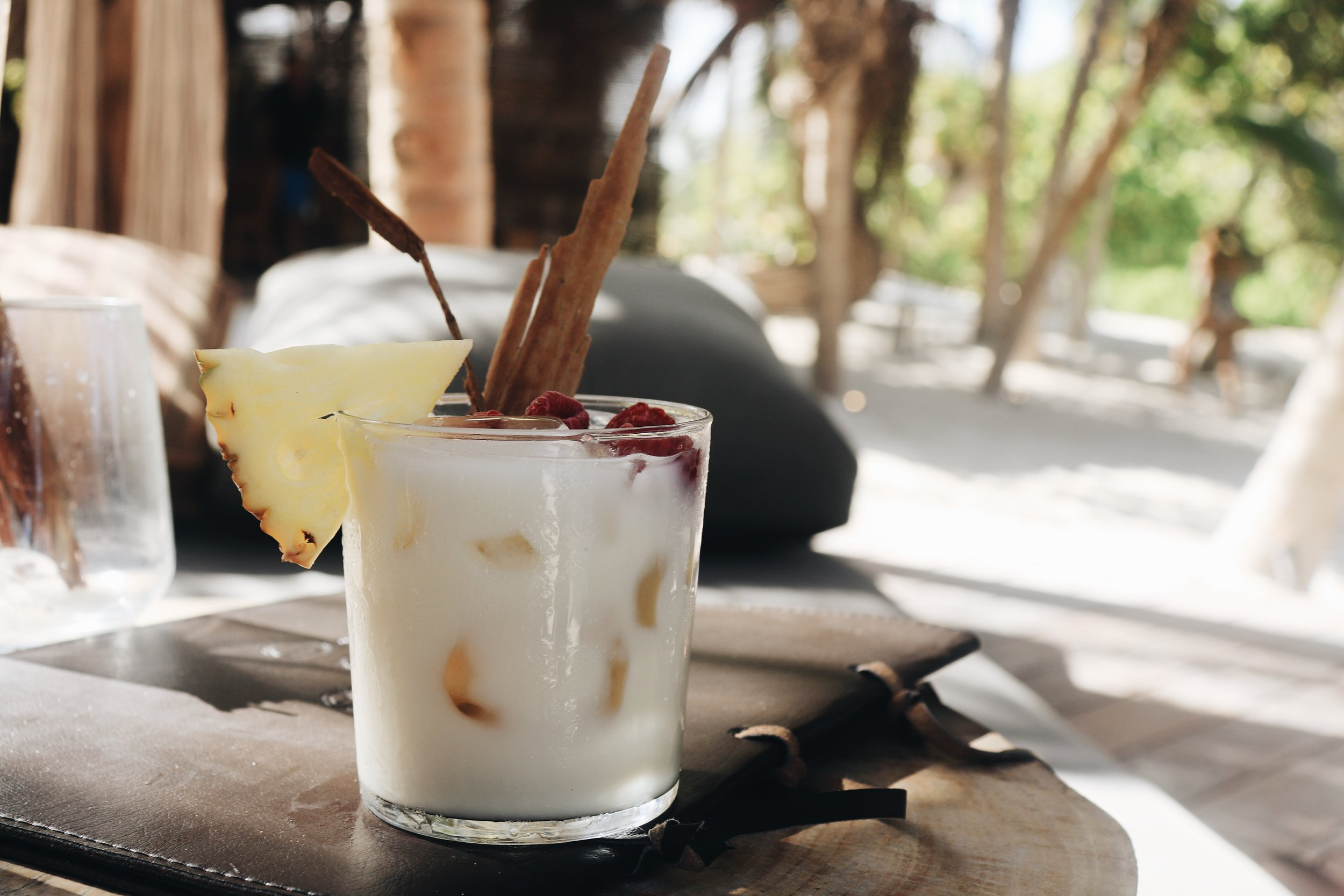If you like piña coladas…. then you need to add this one from    Taboo    to your list.
