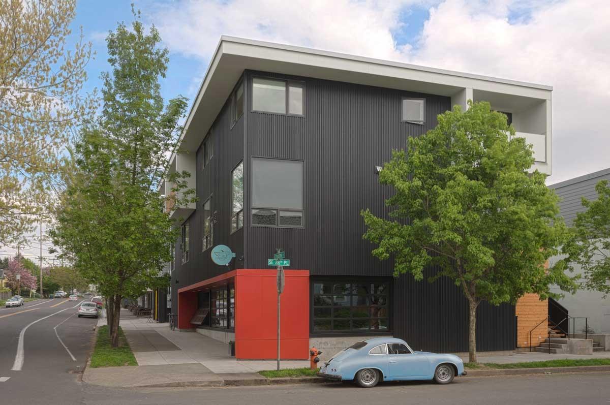 Building 2 - Northwest