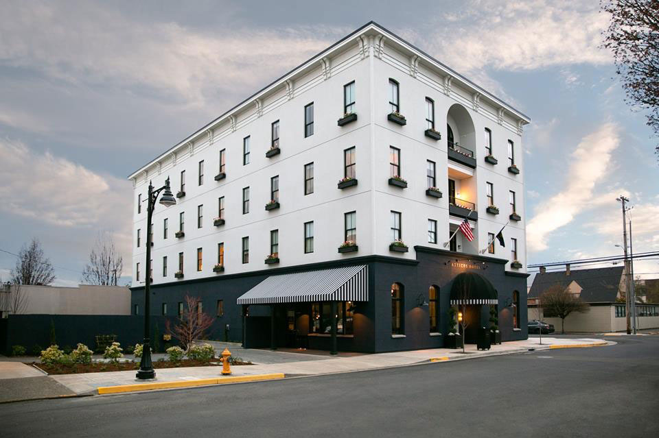 Look at this brand new beauty in McMinville (Hotel)