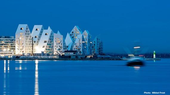 Isberjet, Aarhus, Denmark