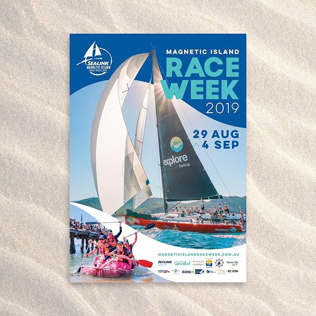 Magnetic Island Race Week is currently happening, and we are proud to have been involved. Mother Nature has turned on some amazing weather, so be sure to visit the island this weekend and check it out! #miraceweek #magneticisland #townsvilleshines #thisisqueensland #bythehuntinghouse @miraceweek