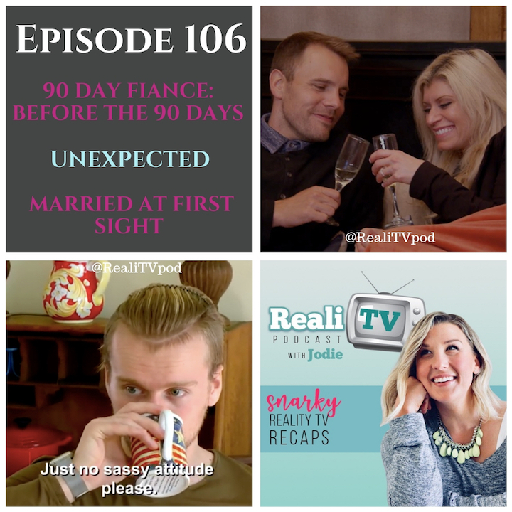 EPISODE 106 - This week in RealiTV, I break down the events of last weekend's Taste of Reality OC Ropes Course & Quiet Woman event (0:00). Real Housewives of Orange County Emily & Gina came out and they have a new fan in me! I can't say the same about Ms. Shannon Storms Beador. That's my opinion!On 90 Day Fiance Before the 90 Days (15:40), Angela makes my premonition come true and Tarik wears the latest She by Sheree Summer Collection. Meanwhile on Unexpected (44:36), Max plants the seeds of mail fraud and Shannon's free ride comes to an abrupt and unexpected end. Badumdum Ching!Lastly, Married at First Sight (57:20) provided us a much-needed nap after the holiday weekend.Check out Troy's Taste of Reality Podcast! www.tasteofreality.com