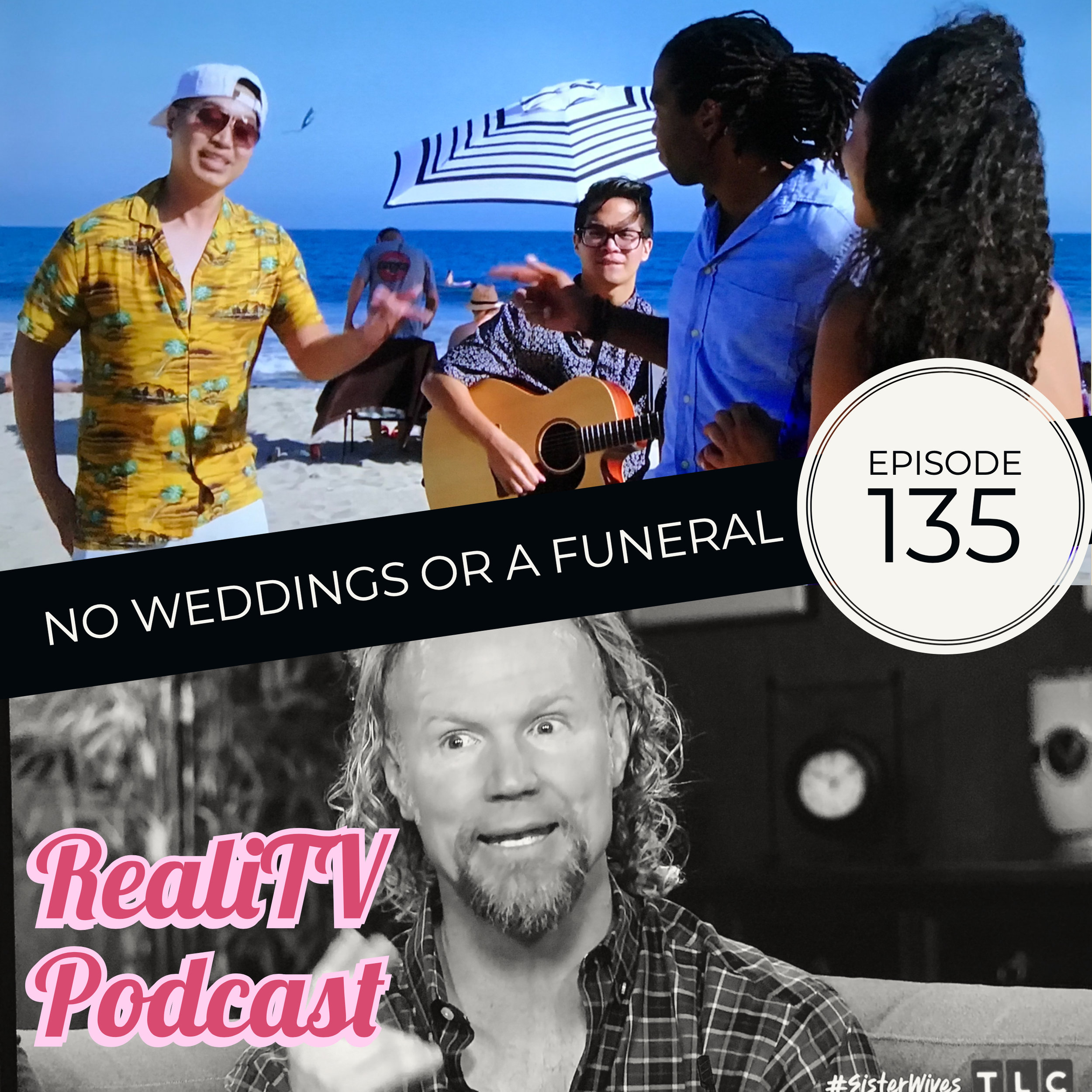 Ep 135: No Weddings or a Funeral - April Fools! You're getting this week's episode early & ad-free because I love joking around with you :)Enjoy some smack talking of Trading Spaces, Seeking Sister Wife and Sister Wives!*PATREON Bonus Episodes, ad-free episodes, free merch & more at www.patreon.com/realitvpod*Total Request Podcast at www.patreon.com/amandaandjodieYOU request the shows, WE watch them & break em down!