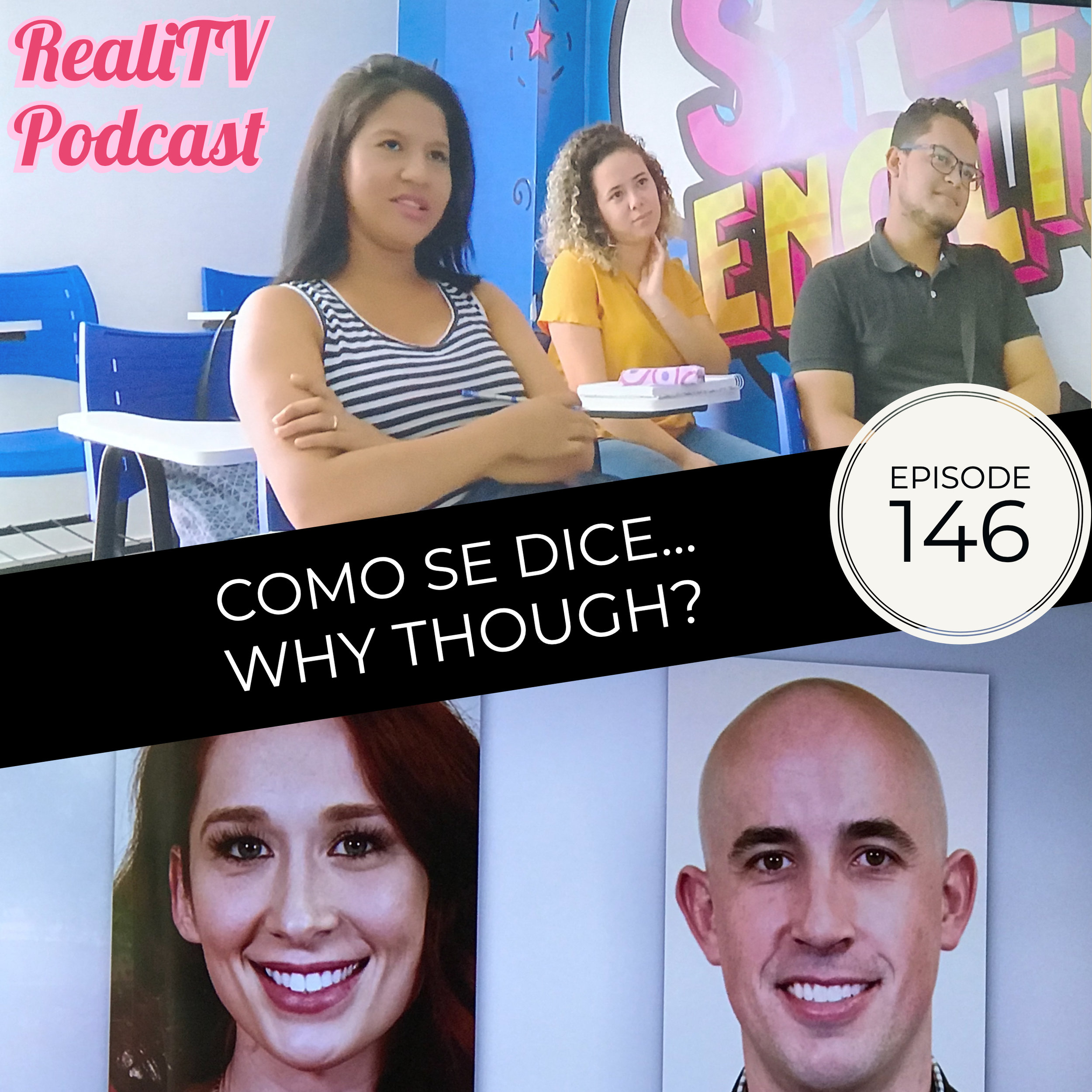 Episode 146: Como Se Dice… Why Though? - Summer is sizzling hot with the best of the worst of the best shows! First up, 90 Day Fiance Happily Ever After. Colt makes it rain camouflage recliners and Elizabeth crimps two-thirds of her hair.Married at First Sight is BACK! With a new therapist on board and Dr. Pepper stepping ever closer into a Little Person diagnosis, the season starts out by matching fraternal twins separated at birth. Mazel Tov!A week is not complete without Sumit (see what I did there?). 90 Day Fiance The Other Way is the gift that keeps on giving…questionable grilled cheese sandwiches. There is so much to discuss so tell your inner-voice to get salty with me.