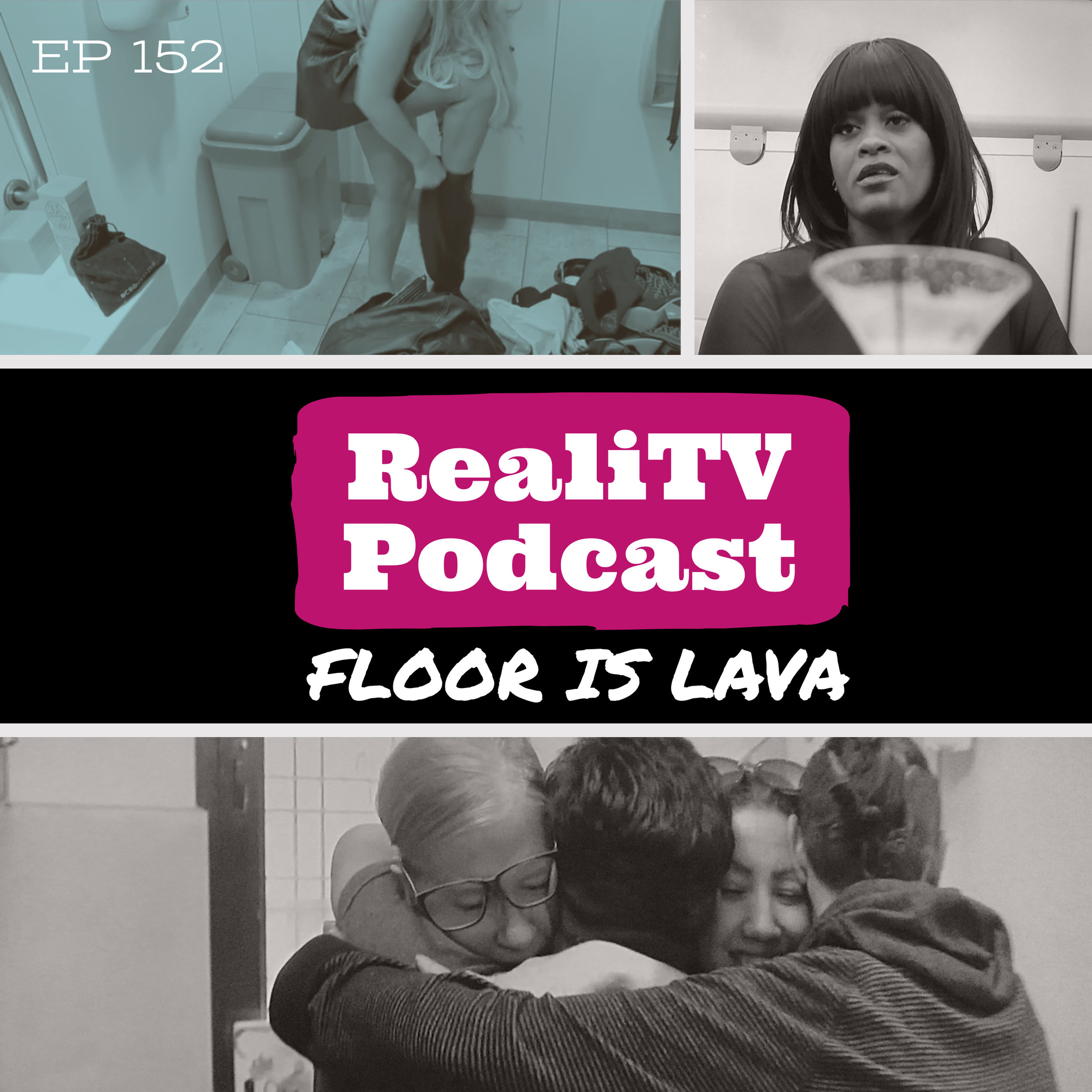 Episode 152: Floor is Lava - Current obsessions? Netflix's Mindhunter, 60 Days in Narcoland, and being that asshole who's still talking about Hamilton. Of course we have to talk about 90 Day Fiance Before the 90 Days because how can I not talk about DARCEY CONTRACTING EBOLA, SYPHILLIS, STREP THROAT and ASTHMA in that bathroom. I hate humans.A new season of Love After Lockup was the breath of fresh that I needed after that season with the Clints. New felons, new families, and new lip fillers to snark on is truly a gift from the reality heavens. Rounding things out, 90 Day Fiance The Other Way which threw us a plot twist I was not prepared for. SUBSCRIBE, SHARE & LEAVE A 5-STAR REVIEW!Modern Fertility allows YOU to be in control of your health decisions. Get $20 off this incredible new kit at www.modernfertility.com/realitv