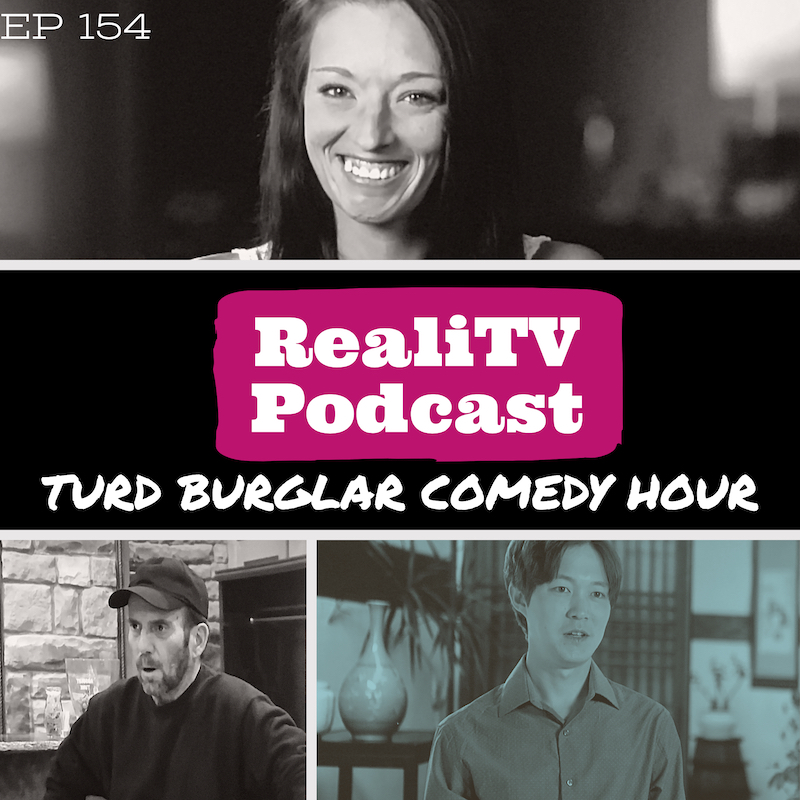 Episode 154: Turd Burglar Comedy Hour - Wedding Bells are ringing for Gypsy Rose Blanchard and I got my hands on her interview with E! It's a Love After Lockup-meets-true crime miracle! Speaking of Love After Lockup, Cheryl dazzles us with her cute nickname and Virginia makes prison a delight.On TLC's Unexpected, McKayla makes me crave Xanax and causes a perfectly good meatball to go to waste. Over on 90 Day Fiance The Other Way, Jihoon tap dances his way out of responsibility and Tiffany steals the show by wearing COLORS!*Total Request Podcast at www.patreon.com/amandaandjodie YOU request the shows, WE watch them & break em down!