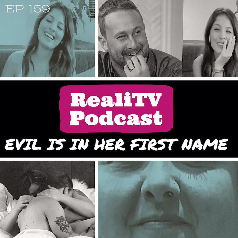 Episode 159: Evil is in Her First Name 10.17.19 - The craziest shit is in the news this week! Have you seen Joe Guidice from RHONJ? What about a transplanted penis? #BecomeAnOrganDonor But for real, I have some unbelievable news items to discuss, including a very dark time in my life behind a reception desk.Then we're off to 90 Day Fiance The Other Way Tell All Part 1. First, Tiffany is an angel sent from 6lb Baby Oprah and Evelin may just be the most vile person on the planet. Wait, EVIL, VILE, EVeLIn? Exactly. Love After Lockup is still zipping along despite the crazy rain Shane & Lacey are getting. Must be leaking inside Lacey's house because she said she was already wet too??? ;)*Total Request Podcast at www.patreon.com/amandaandjodie YOU request the shows, WE watch them & break em down!