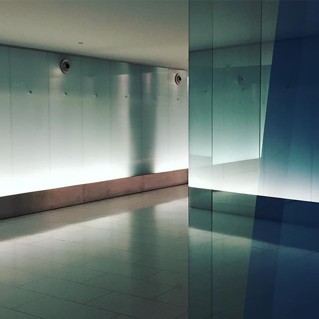 Hidden Gem . . . . #perspective #crystal #glass #passage #hall #hidden #architecture