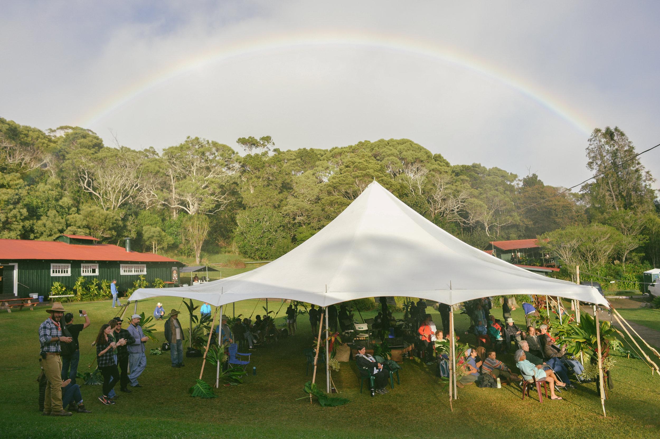 Rainbows at KOTG 2018