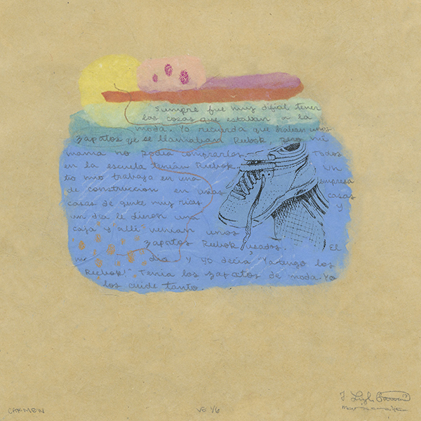 Bosquejos deuna Memoria - (Traces of a Memory)