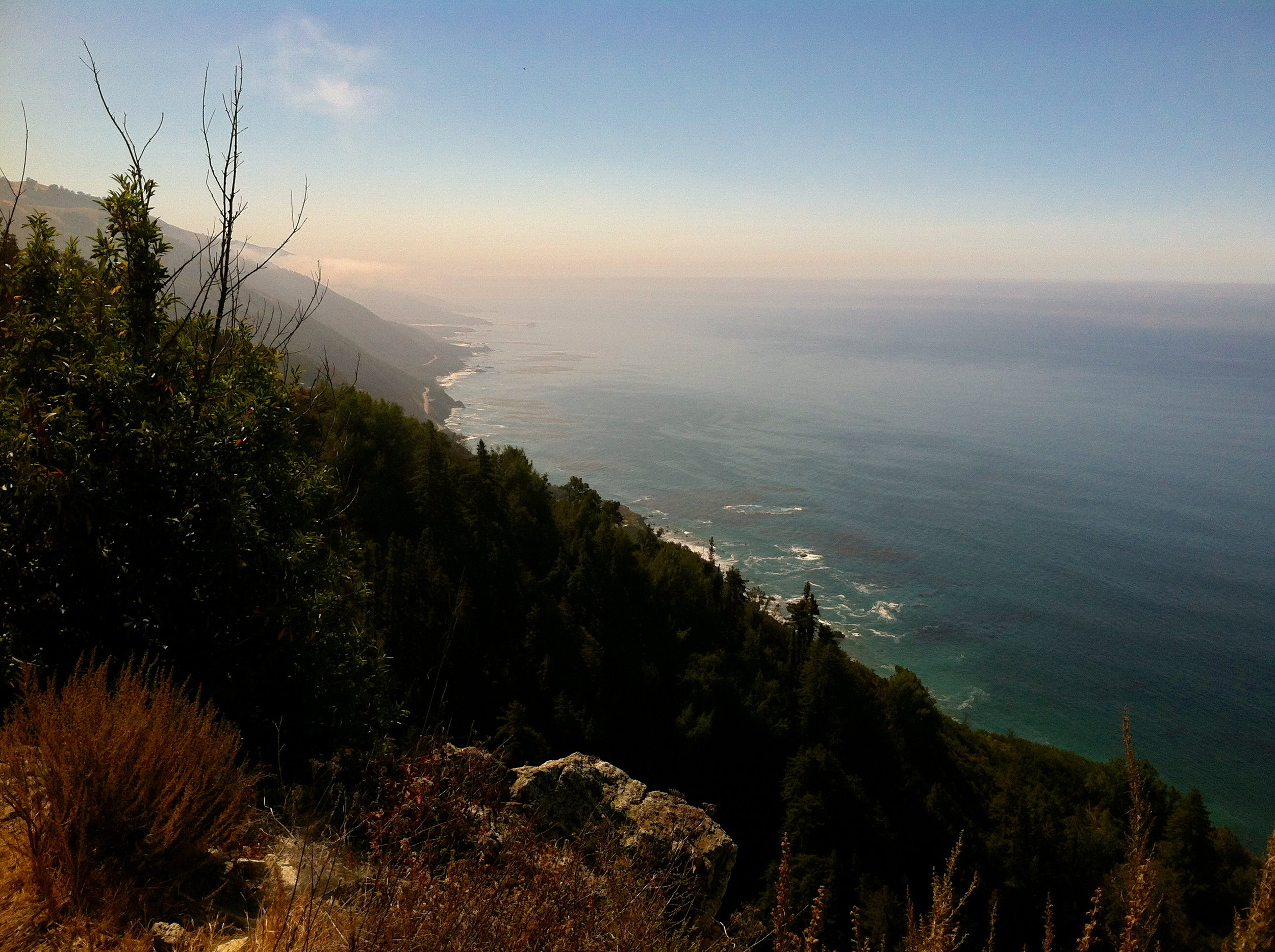 One of my pictures of Big Sur.
