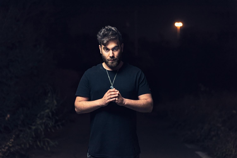 צילום תדמית לזמר בהרכב היפ הופ ישראלי