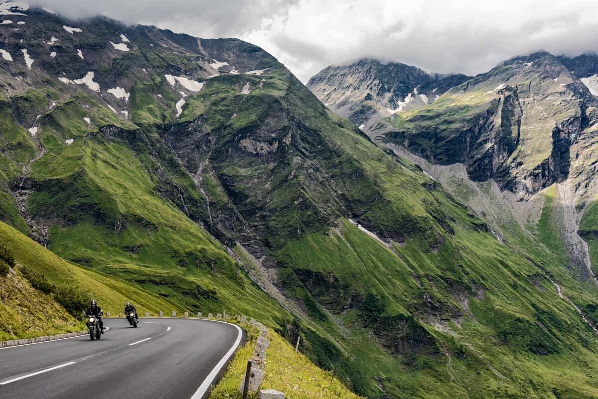 תמונת נוף - הכביש האלפיני - צילום : ניר רויטמן
