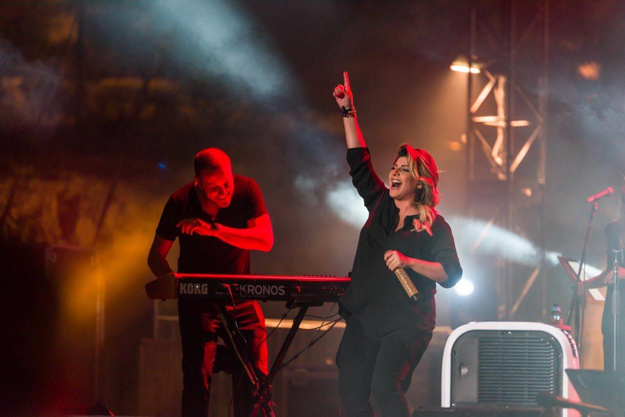 שרית חדד - צילום הופעה: ניר רויטמן