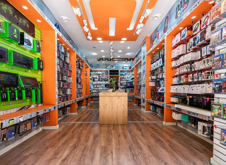 חנויות סלולר בירושלים - צילום: ניר רויטמן