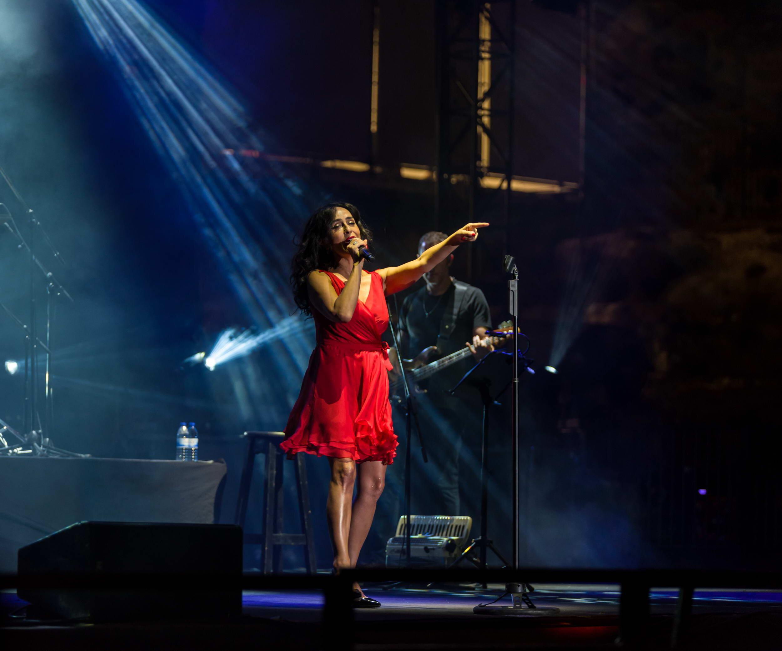 ריטה בהופעה חיה