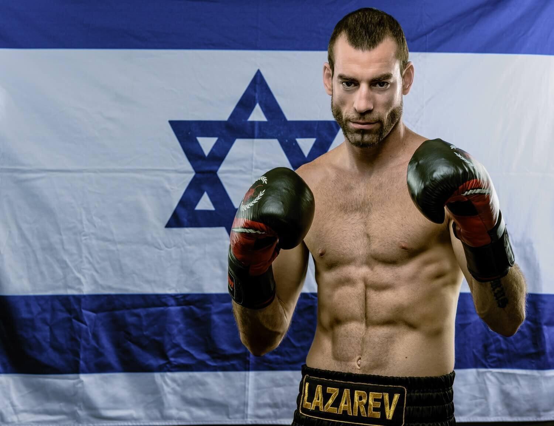 אלוף הארץ באיגרוף, צילום : ניר רויטמן