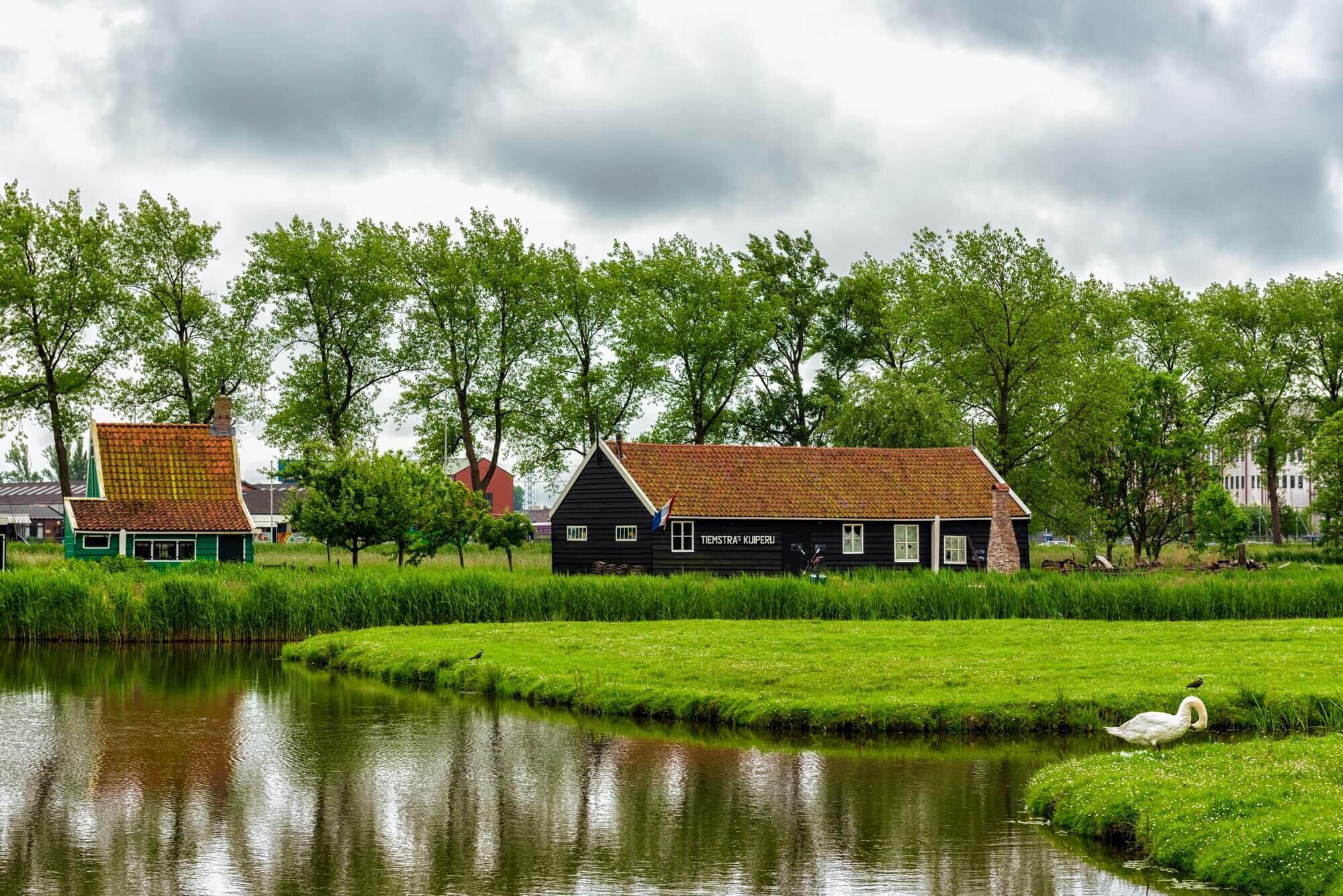 זאנס סכאנס, הולנד - Zaanse Schans, Netherlands