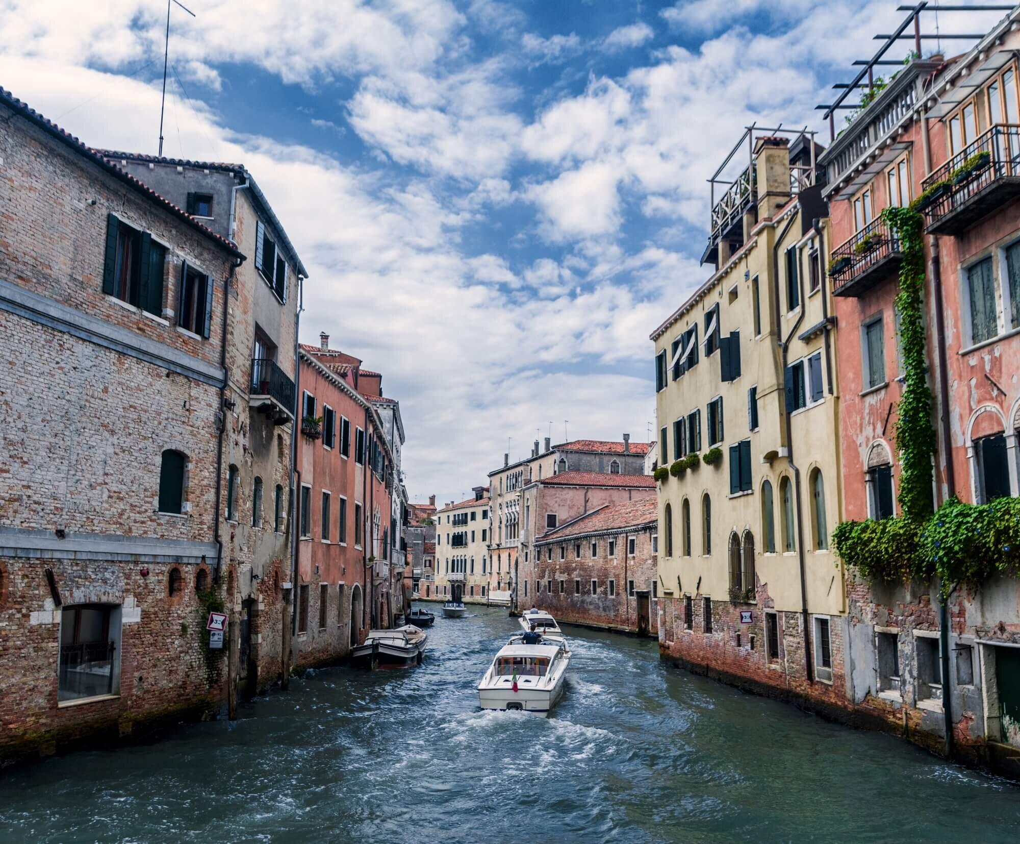 ונציה, איטליה - Venice, Italy