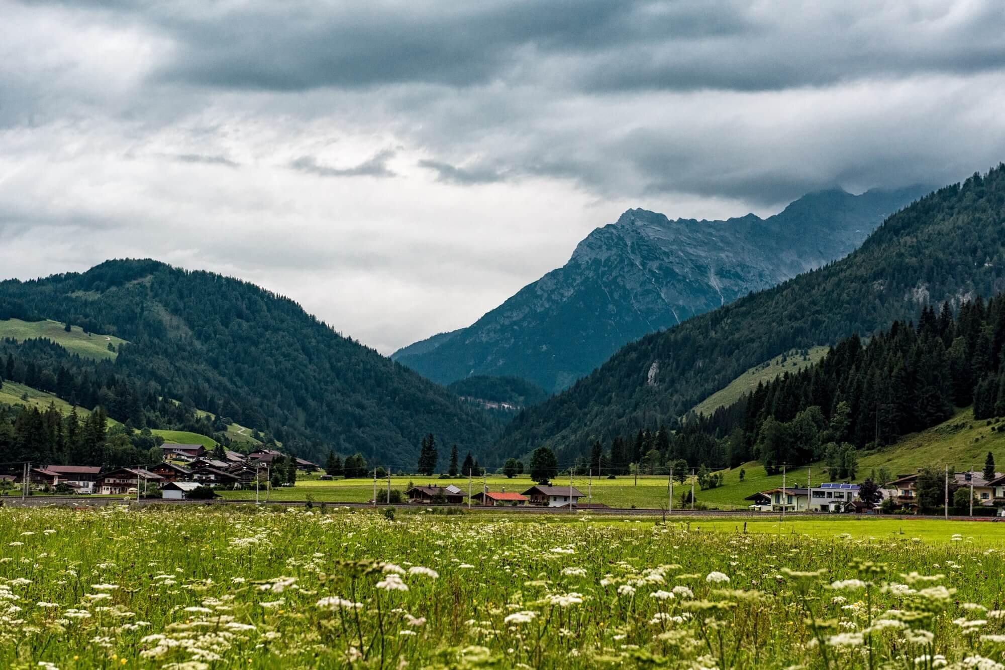 חבל טירול, אוסטריה, Tyrol, Austria