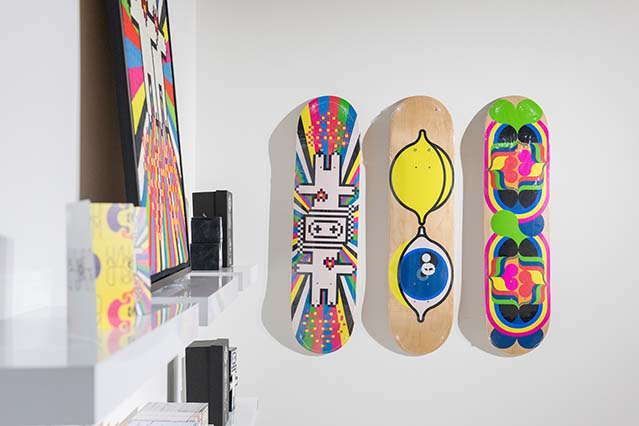 SKATEBOARD - There are 3 different kinds of skateboards.