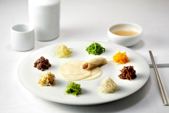 korean cuisine/gujeolpan