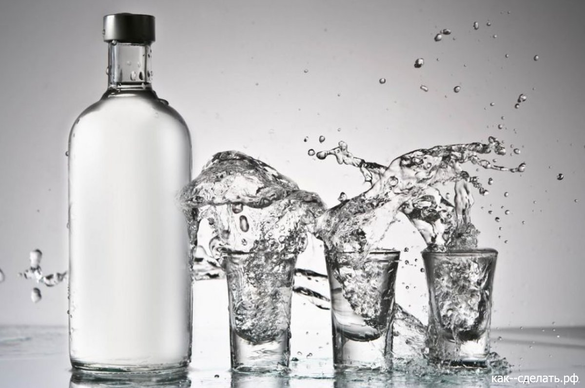 Исследование спиртосодержащих жидкостей