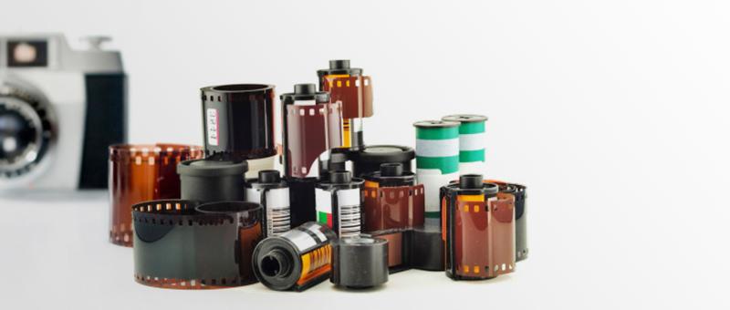 Исследование фотографических материалов