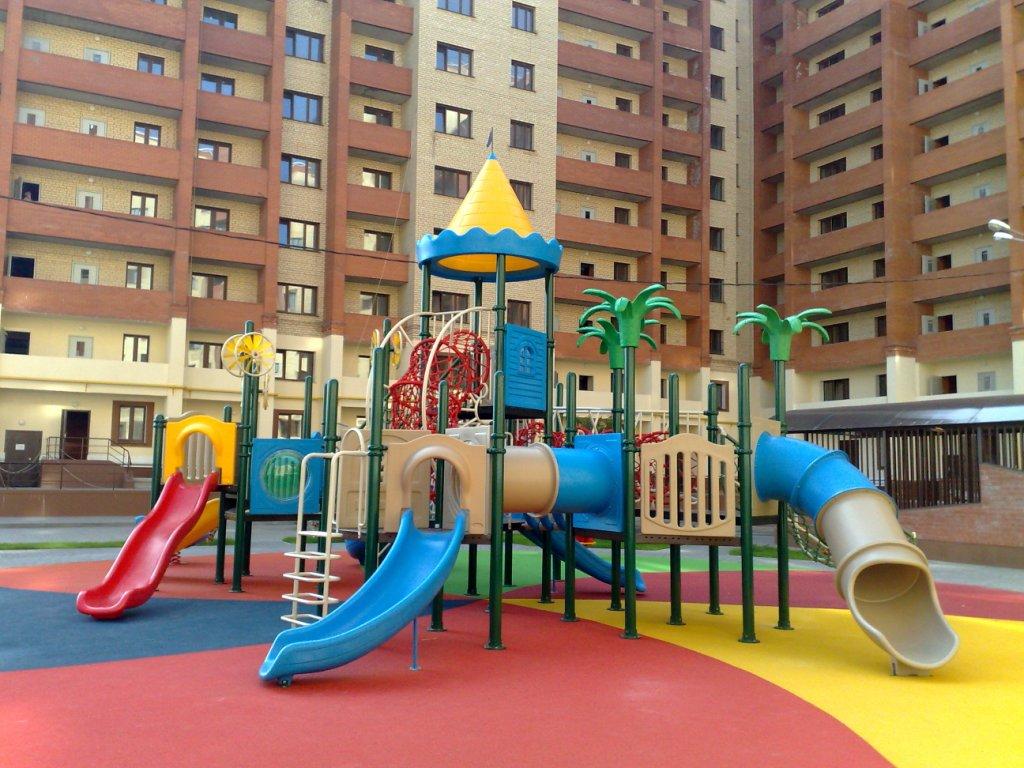 О безопасности оборудования для детских игровых площадок (ТР ЕАЭС 042/2017)