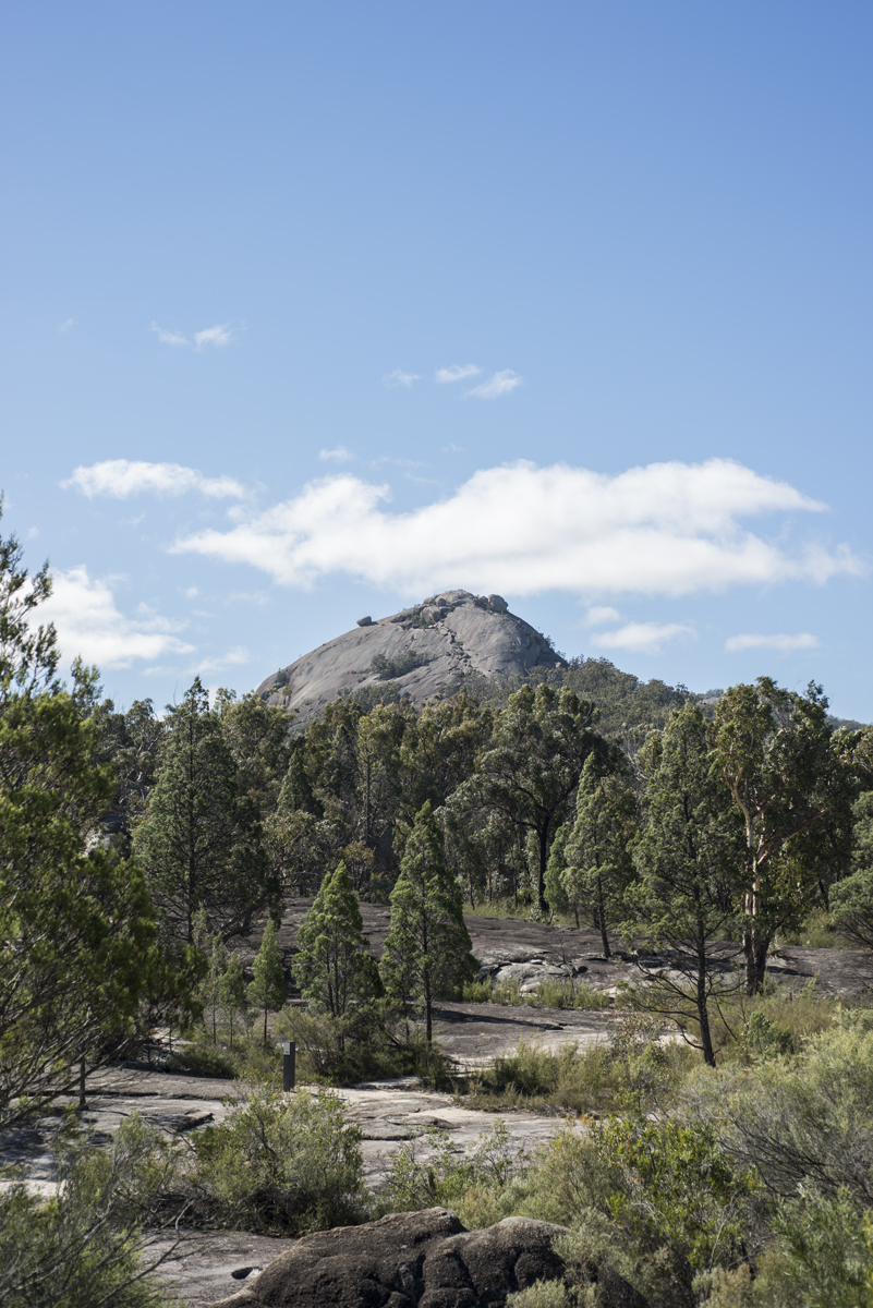 Pyramid at Girraween National Park