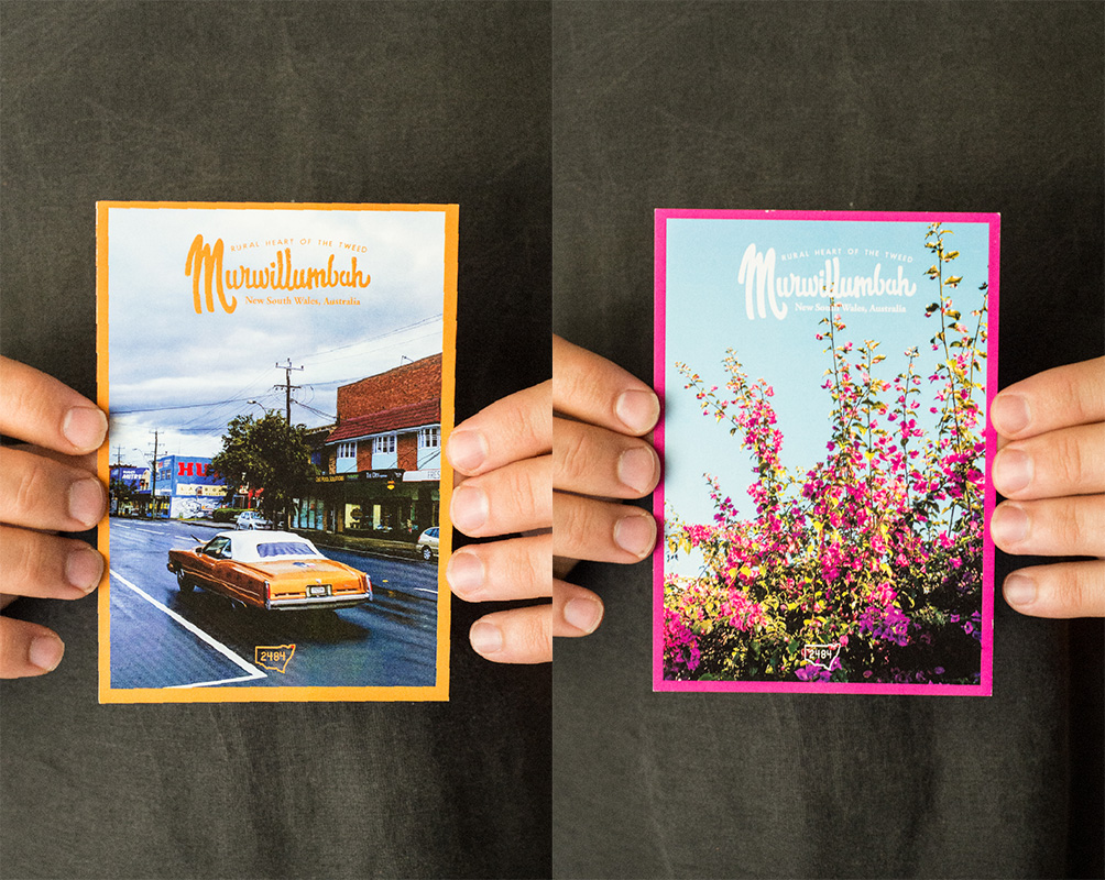 Murwillumbah Postcards