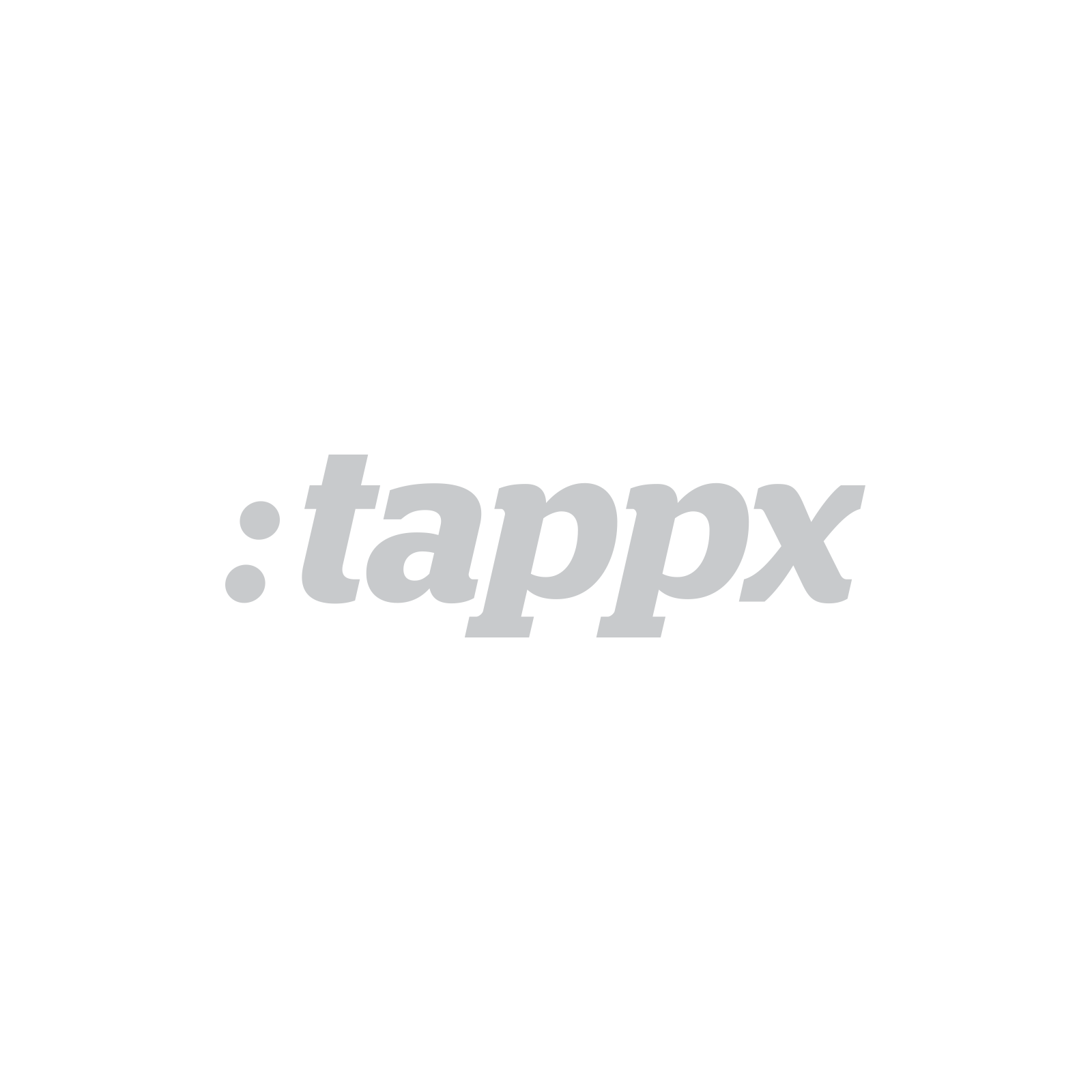 Copy of tappx Logo