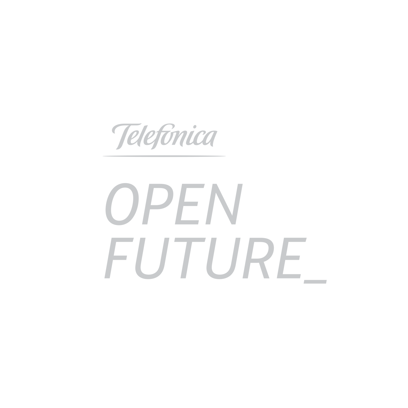 Copy of Telefónica One Future Logo