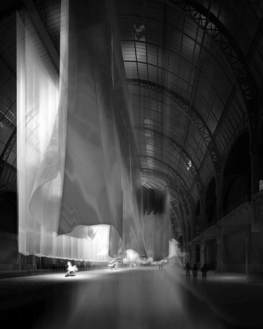 Count down Grand Palais