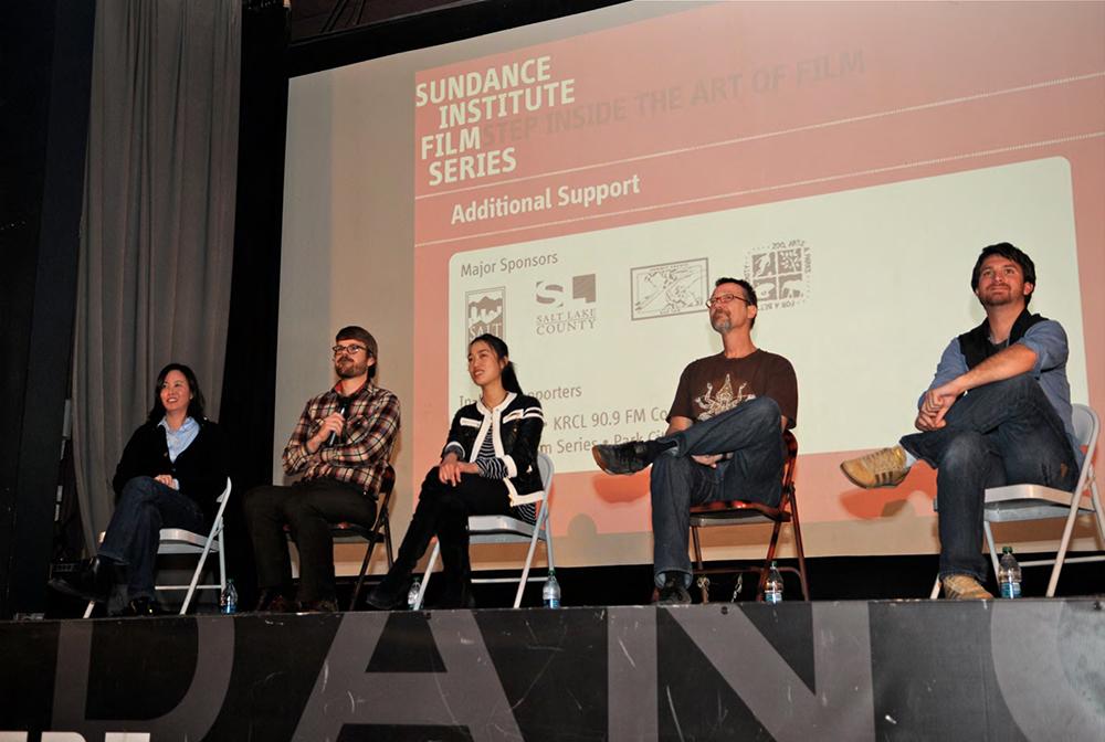 at Sundance Institute Special Retrospective Screening Salt Lake City, April 1st, 2010-2.jpg
