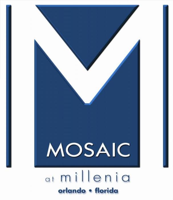 Mosaic at Millenia