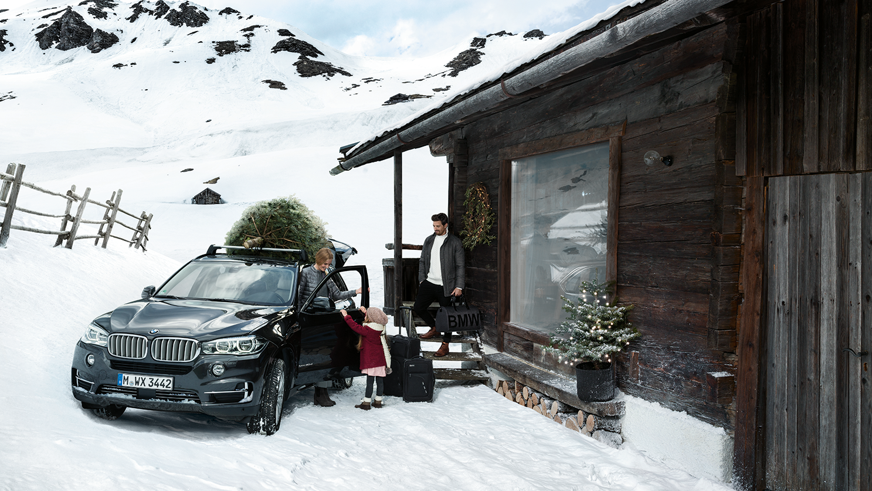 Petra Bindel for BMW Lifestyle