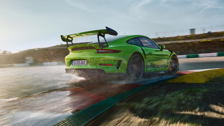 Andreas Hempel for Porsche