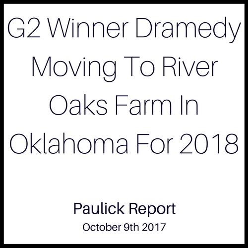 G2 Winner Dramedy Moving To River Oaks Farm In Oklahoma For 2018