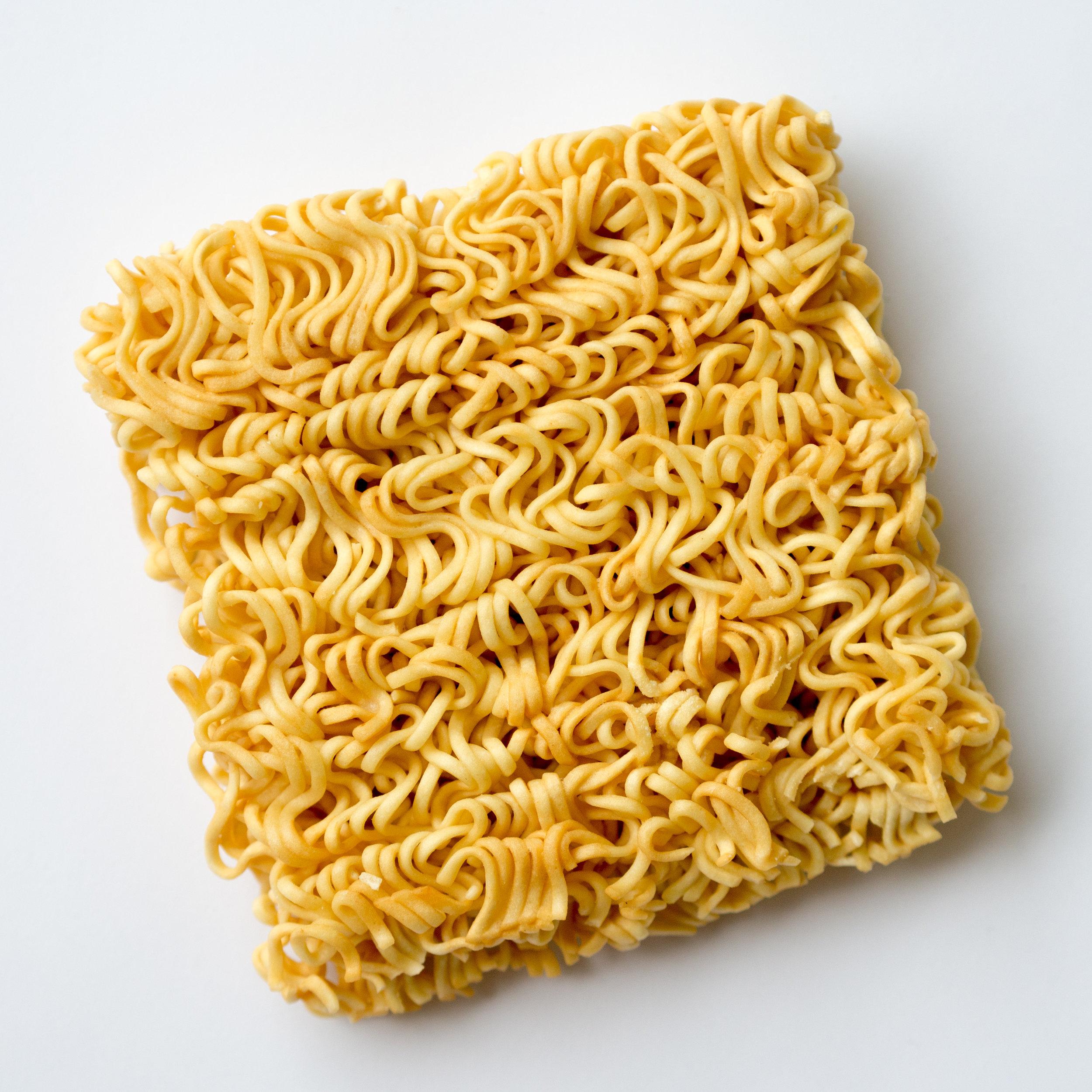 instant noodles -