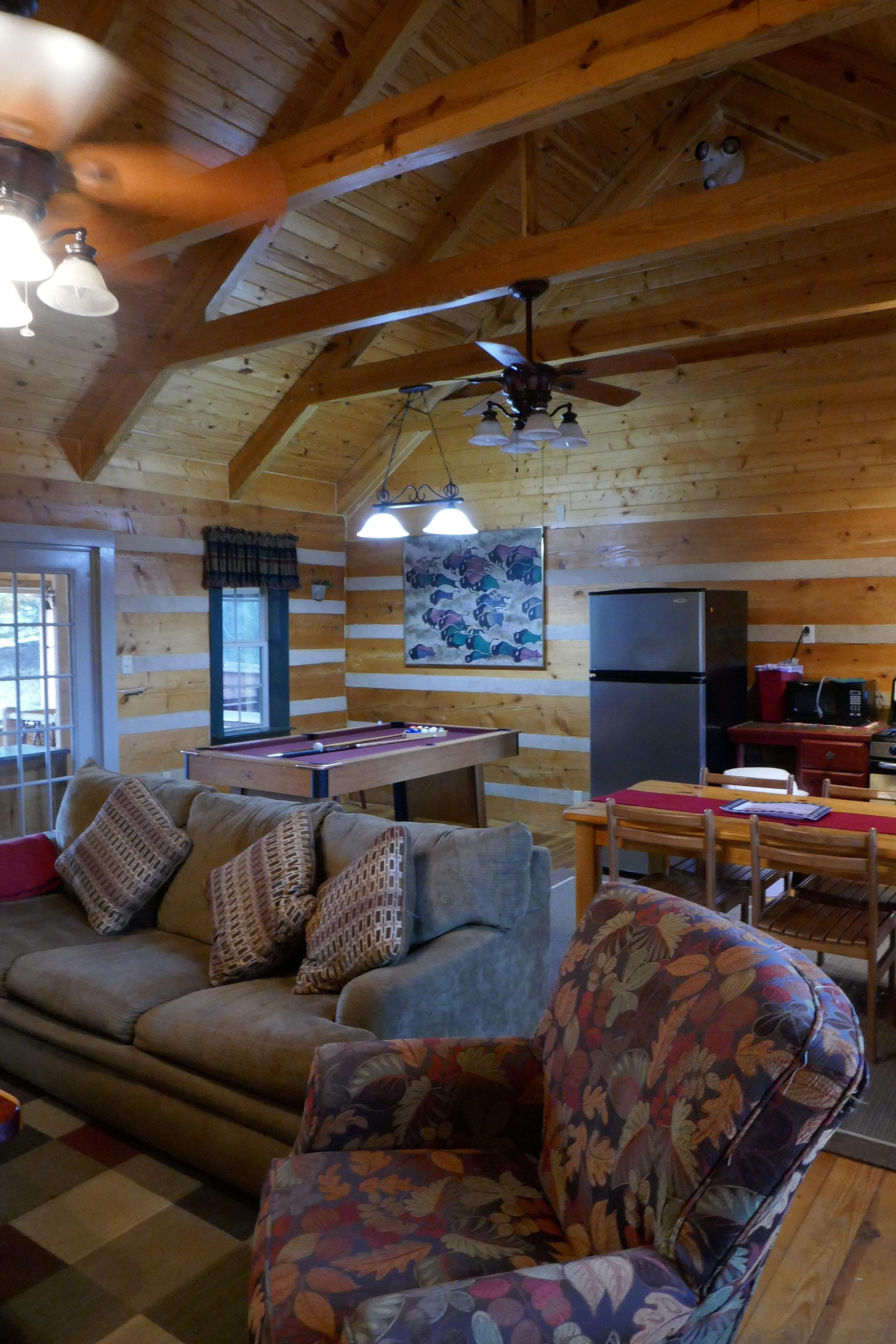 Accomodation Review   Nantahala Mountain Lodge
