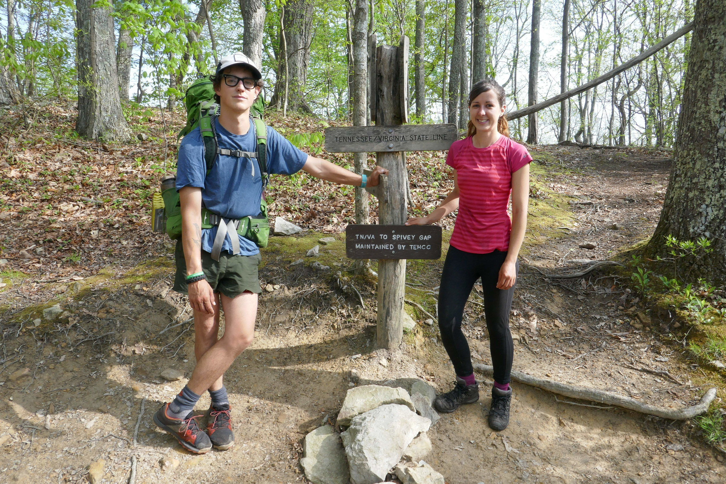 Appalachian Trail Blog 5 - Roan Mountain to Damascas -