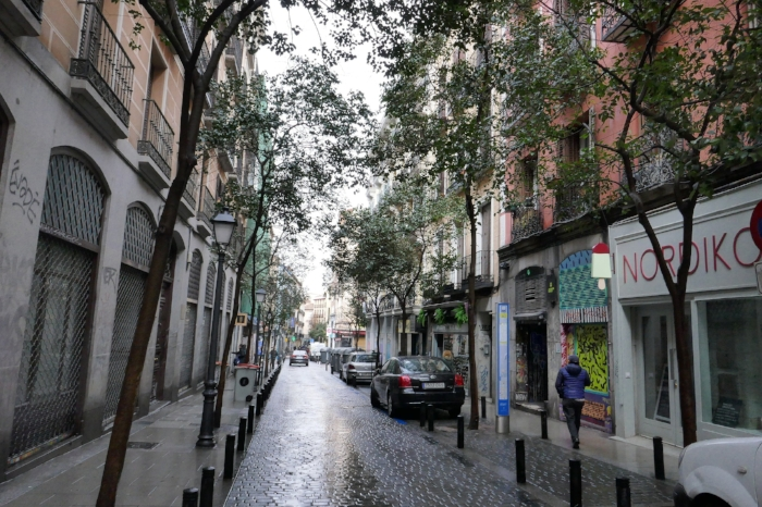 Madrid on a budget -