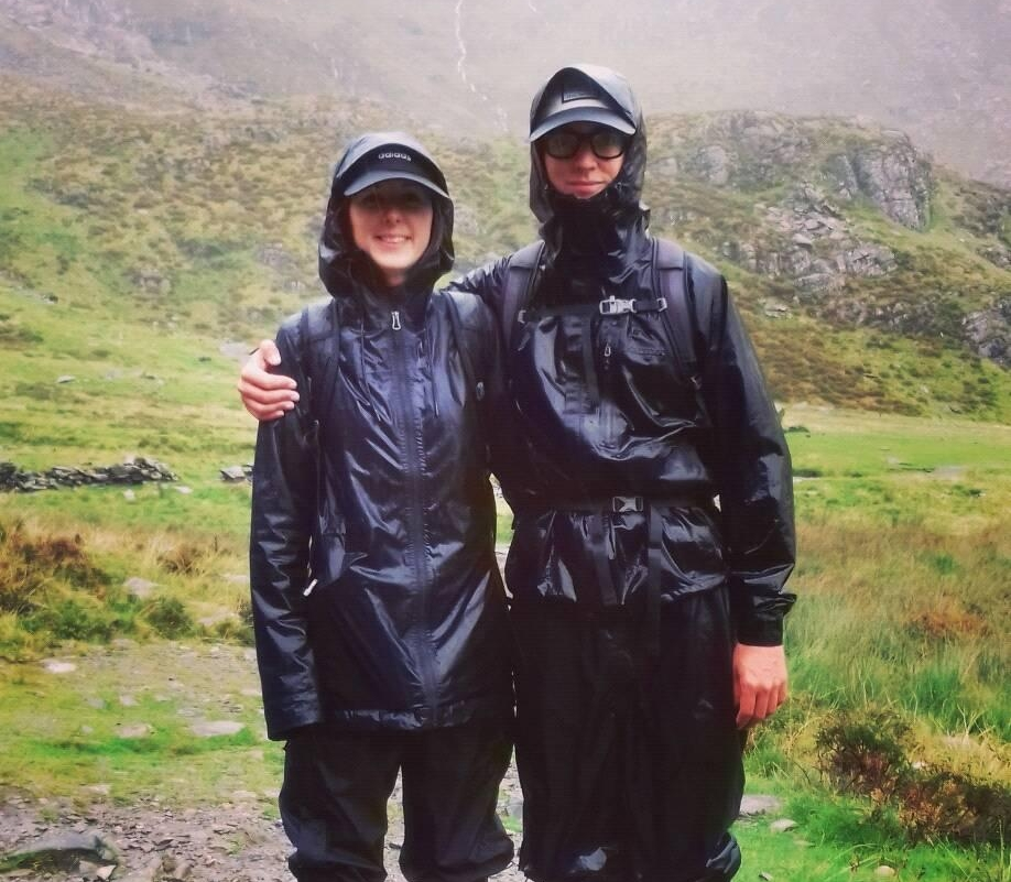 15 tips for hiking in the rain -