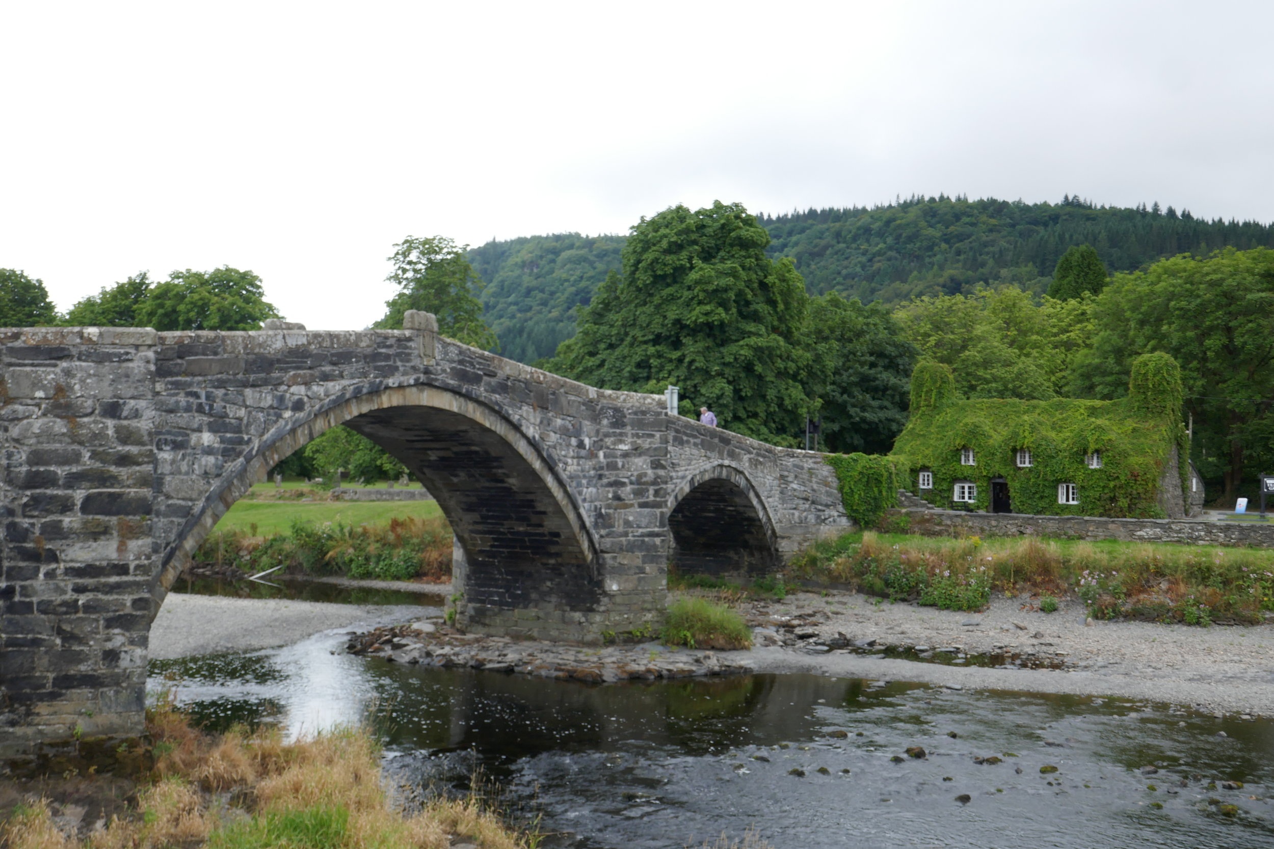 Things to see and do in Llanrwst, North Wales