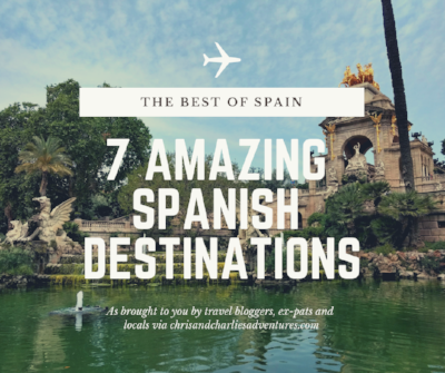 Gorgeous Spanish resorts you should definitely visit.