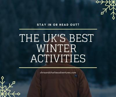 The best Winter activities in the UK