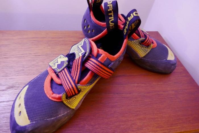 La Sportiva Climbing Shoes - Oxygym Review -